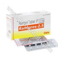 Ramipres 2.5 mg (Ramipril)