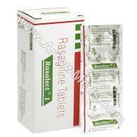 Rasalect 1 mg (Rasagiline)