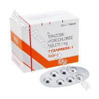 Terapress 1 mg (Terazosin)