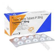 Topamac 50 mg (Topiramate)
