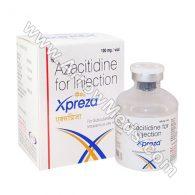 Xpreza 100 mg (Azacitidine)
