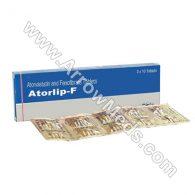 Atorlip F 10 mg/145 mg (Atorvastatin/Ezetimibe)