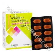 Gabatop 800 mg (Gabapentin)