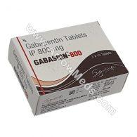 Gabasign 800 mg (Gabapentin)